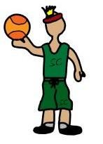 Basketball Beginner with Basketball